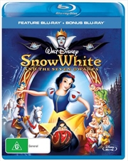 Snow White And The Seven Dwarfs | Blu-ray