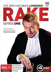 Rake - Series 1 | DVD