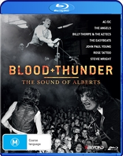 Blood And Thunder: The Sound Of Alberts | Blu-ray