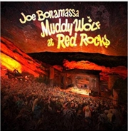 Muddy Wolf At Red Rocks | CD