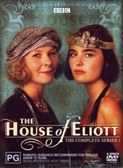 House Of Eliott, The - Series 01 | DVD