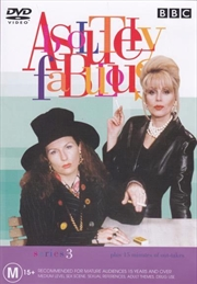 Absolutely Fabulous - Series 03 (DVD)