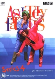 Absolutely Fabulous - Series 04 (DVD)