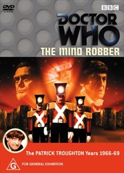 Doctor Who - Mind Robber, The