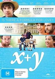 X + Y | DVD