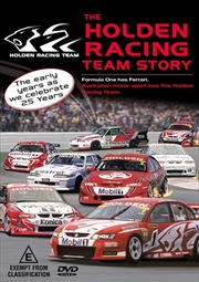 Holden Racing Team Story, The