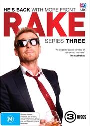 Rake - Series 3 | DVD