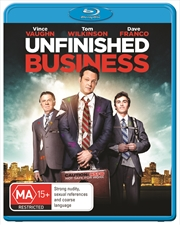 Unfinished Business | Blu-ray