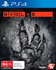 Evolve | PlayStation 4