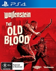 Wolfenstein The Old Blood | PlayStation 4