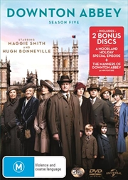 Downton Abbey - Season 5   | DVD