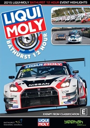 Liqui-Moly 2015 Bathurst 12-Hour Race | DVD