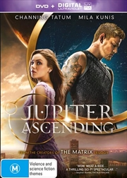 Jupiter Ascending | DVD