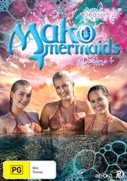 Mako Mermaids - Season 2 - Vol 1 | DVD