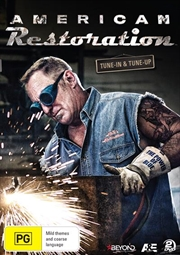 American Restoration - Tune-In and Tune-Up | DVD