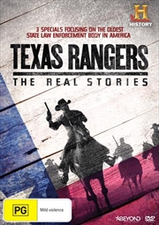 Texas Rangers - The Real Stories