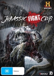 Jurassic Fight Club | DVD