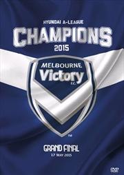 A-League - Champions 2015
