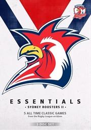 NRL - Essentials - Sydney Roosters II