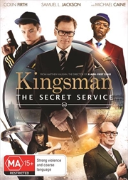 Kingsman - The Secret Service | DVD