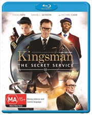 Kingsman - The Secret Service | Blu-ray