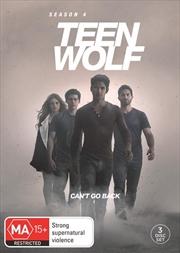 Teen Wolf - Season 4 | DVD