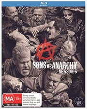 Sons Of Anarchy - Season 6 | Blu-ray