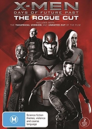 X-Men - Days Of Future Past Rogue Cut | DVD