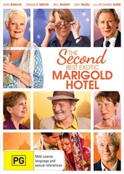 Second Best Marigold Hotel, The
