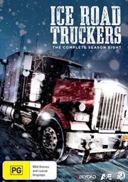 Ice Road Truckers - Season 8 | DVD