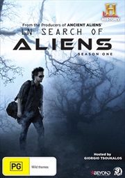 In Search Of Aliens - Season 1 | DVD