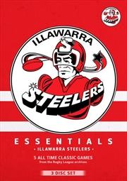 NRL - Essentials - Illawarra Steelers
