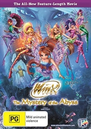 Winx Club - The Mystery Of The Abyss