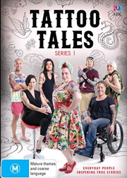 Tattoo Tales - Series 1 | DVD