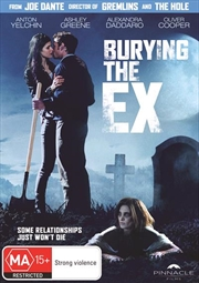 Burying The Ex | DVD
