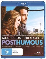 Posthumous | Blu-ray