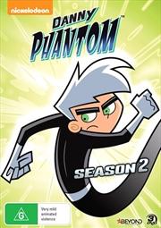 Danny Phantom - Season 2 | DVD