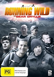 Running Wild With Bear Grylls | DVD