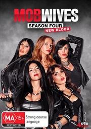 Mob Wives - New Blood - Season 4 | DVD