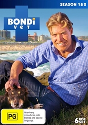 Bondi Vet - Series 1-2 | DVD