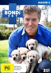 Bondi Vet - Series 4 | DVD