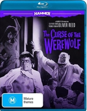 Curse Of The Werewolf | Hammer Horror, The