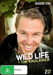 Wild Life Of Tim Faulkner - Season 1, The | DVD