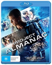 Project Almanac | Blu-ray