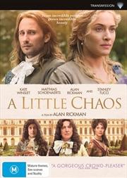 A Little Chaos | DVD