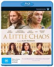 A Little Chaos | Blu-ray