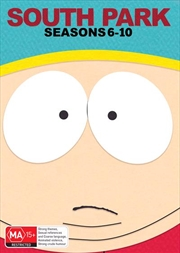 South Park - Season 6-10 | Boxset