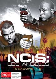 NCIS - Los Angeles - Season 1-6 | Boxset