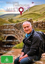 Walking Through History With Tony Robinson - Series 3