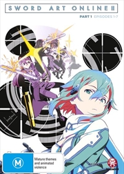 Sword Art Online 2 - Part 1 | DVD